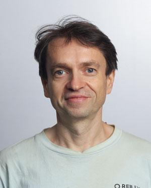 Photo of Piotr Luszczek